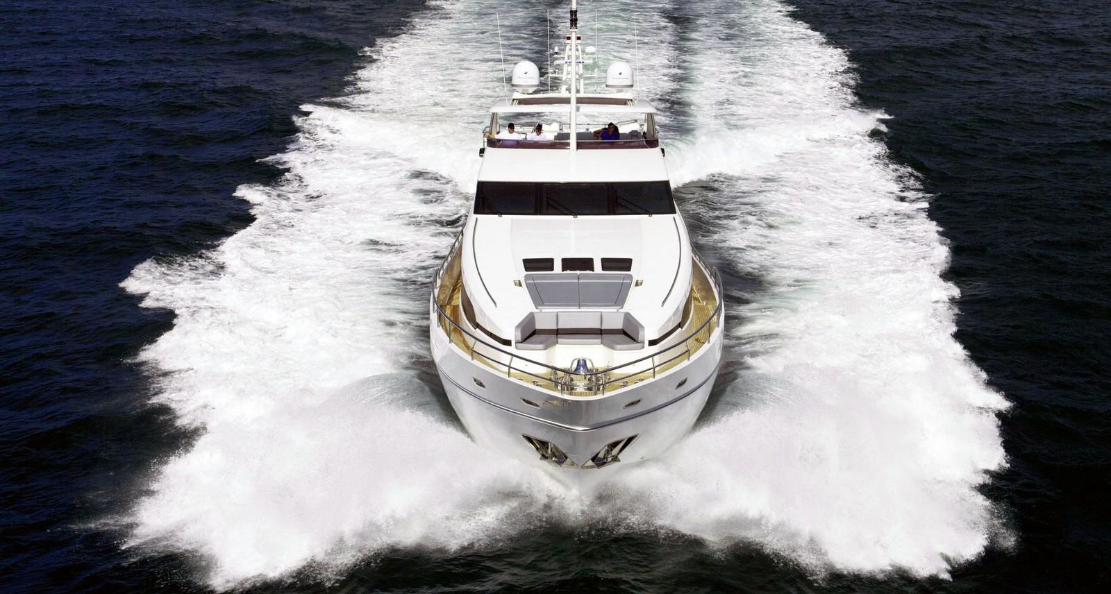 Crewed Motor Yacht Charter