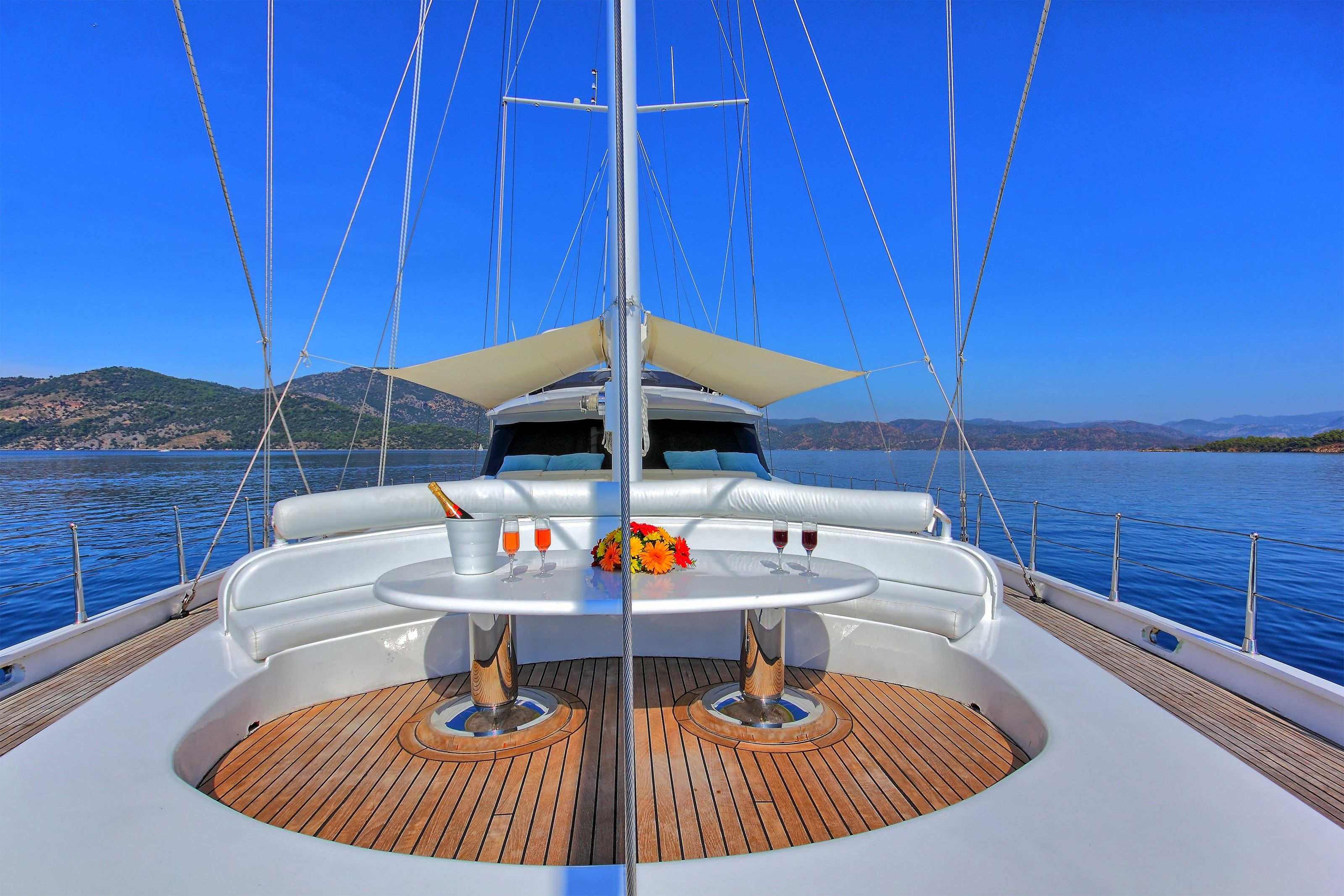 Yacht charter and yacht for Sale Contact us