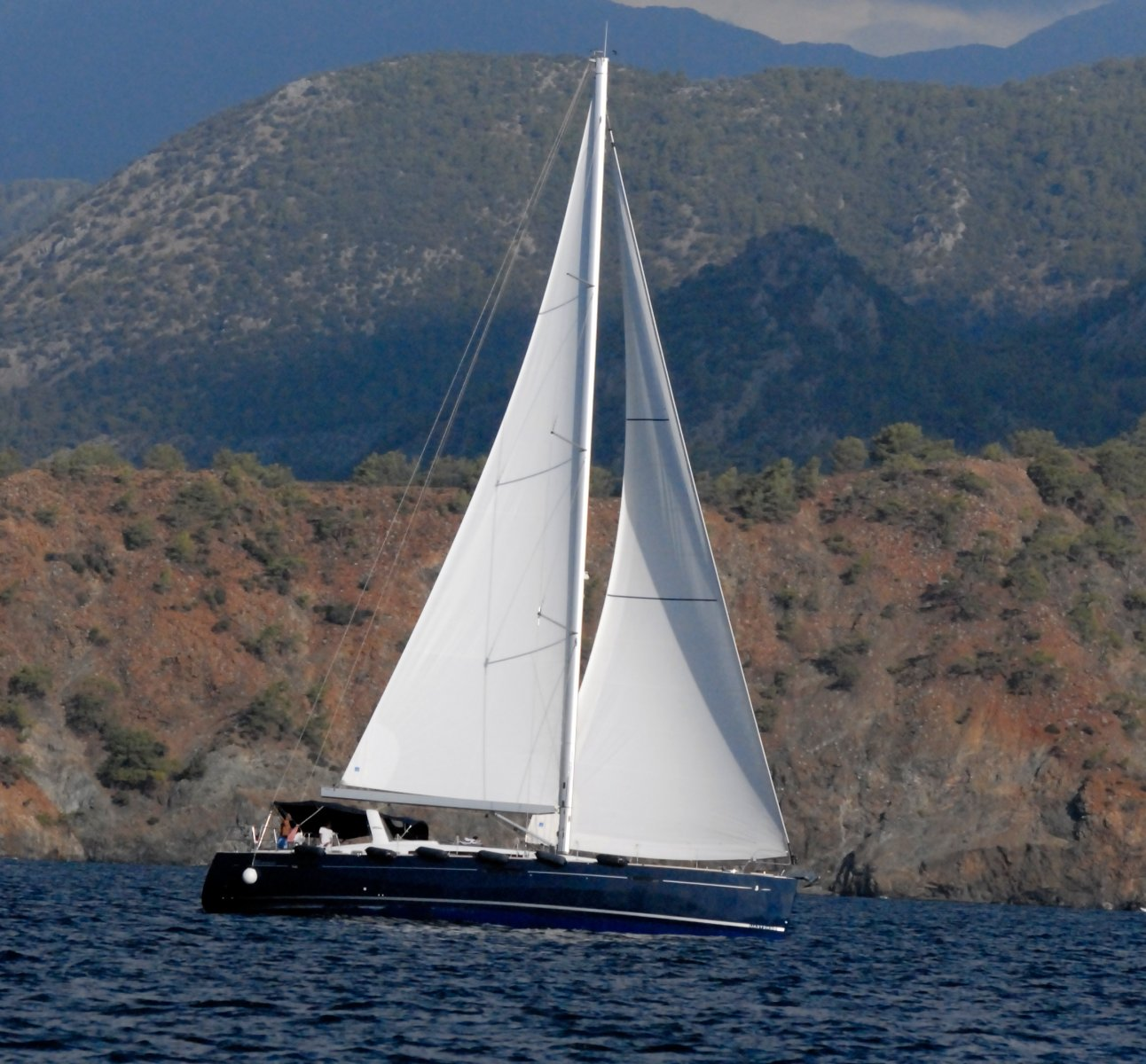 Sailing Yacht For Sale