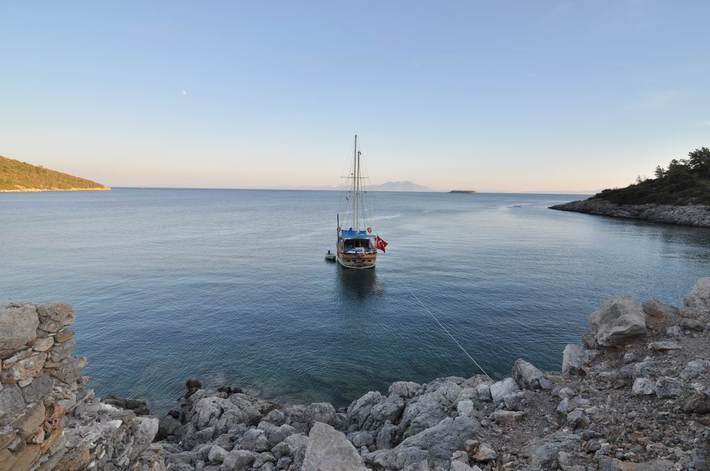 Yacht Charter Bodrum Route
