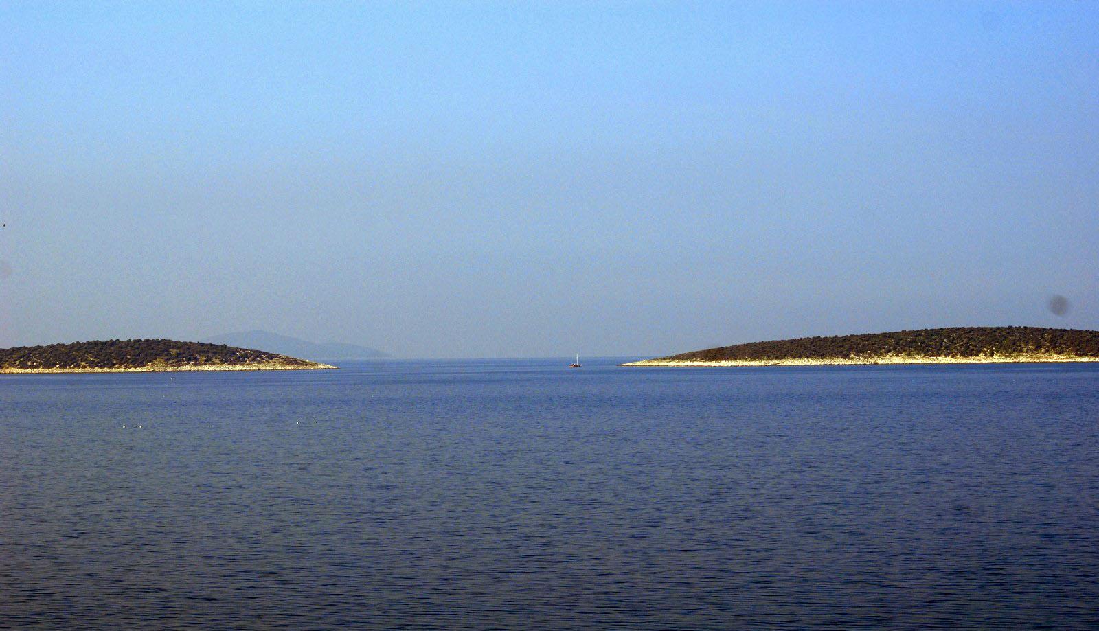 Yacht Charter Gocek Bodrum Route
