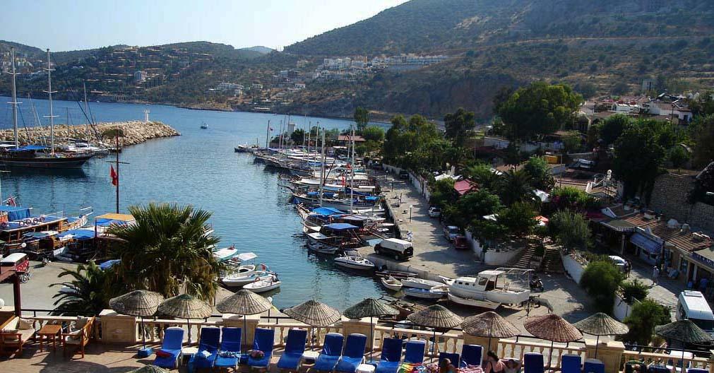 Antalya Kekova Kas