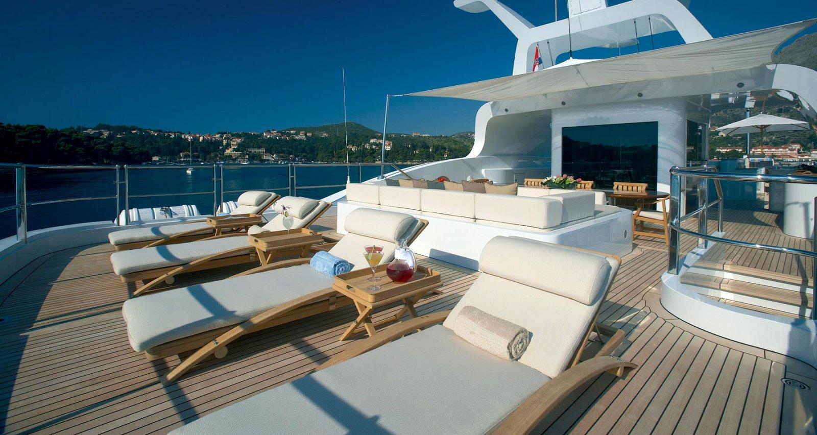 Bla Cruise i Tyrkia