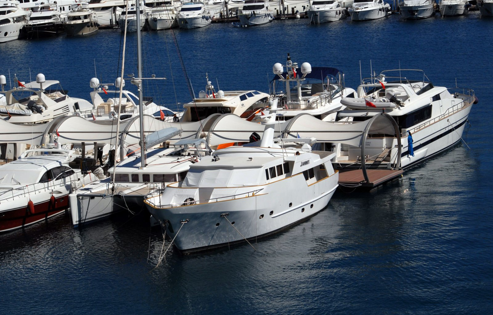 yacht charter destinations in a heart beat