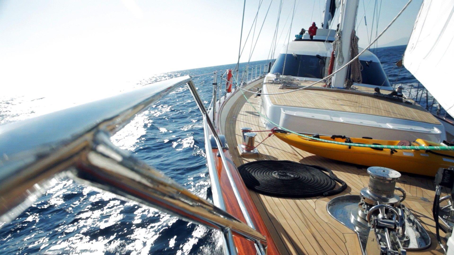 Yacht Charter pa den Tyrkiske Rivieraen