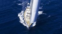 Crewed Sailing Yacht Charter Turkey