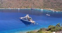 Crewed Yacht Charter Gocek Bodrum