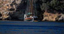 Crewed Yacht Charter Gocek Bodrum Rout