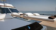 Crewed yacht in Turkey