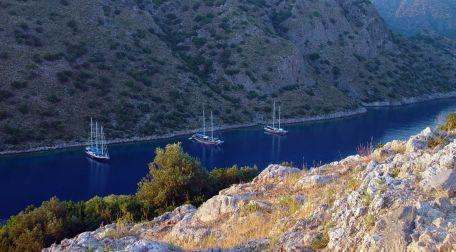 yacht charter kekova