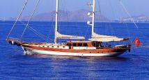 Gulet Charter i Tyrkia