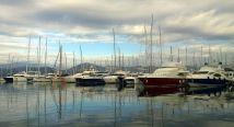 Yacht charter pa den tyrkiske