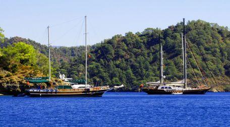 Yachts til salgs